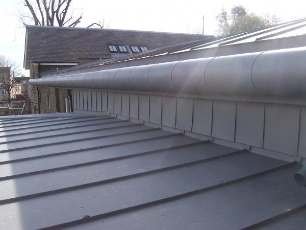 Artisan Roofing Ltd Zinc Sheet Metal Roofing Edinburgh